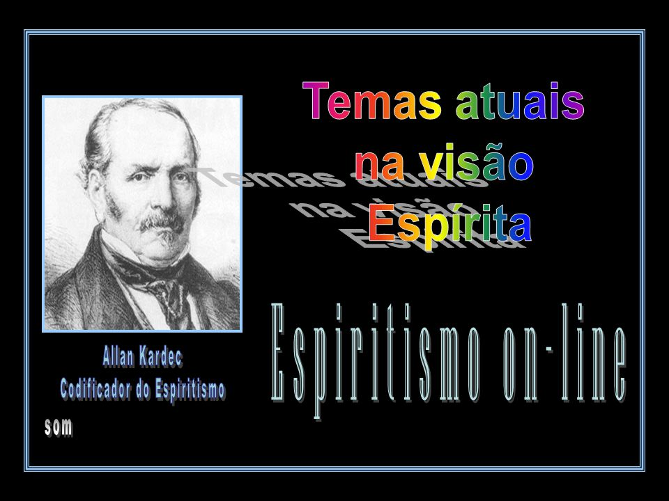 Codificador do Espiritismo