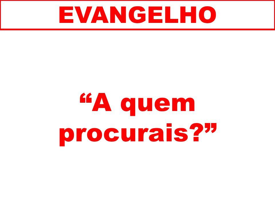 EVANGELHO A quem procurais 103