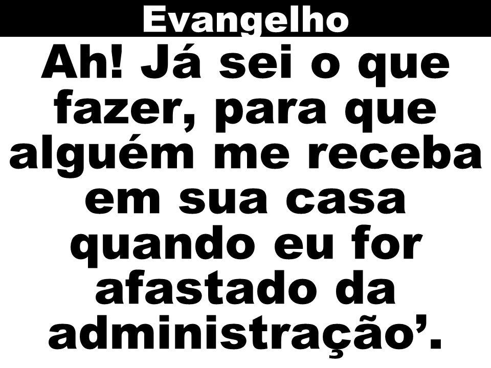 Evangelho Ah.