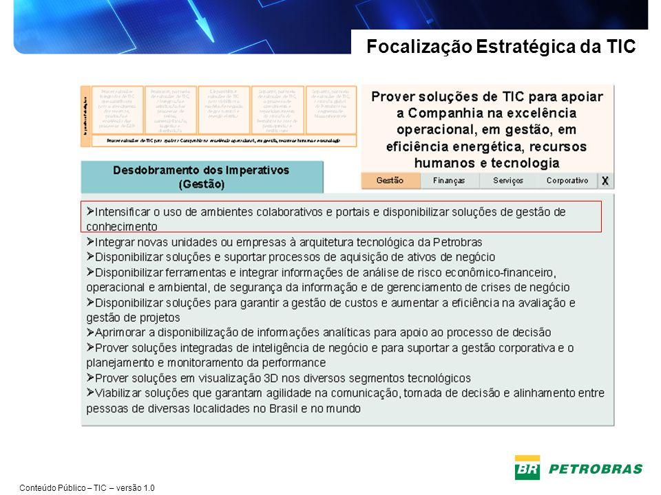 Focalização Estratégica da TIC