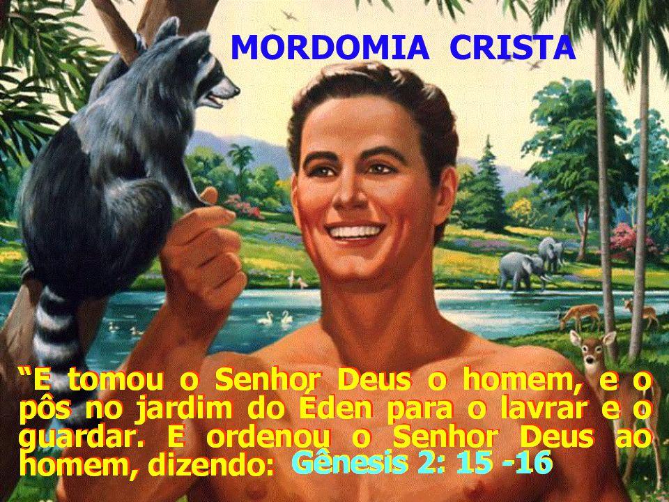 MORDOMIA CRISTA