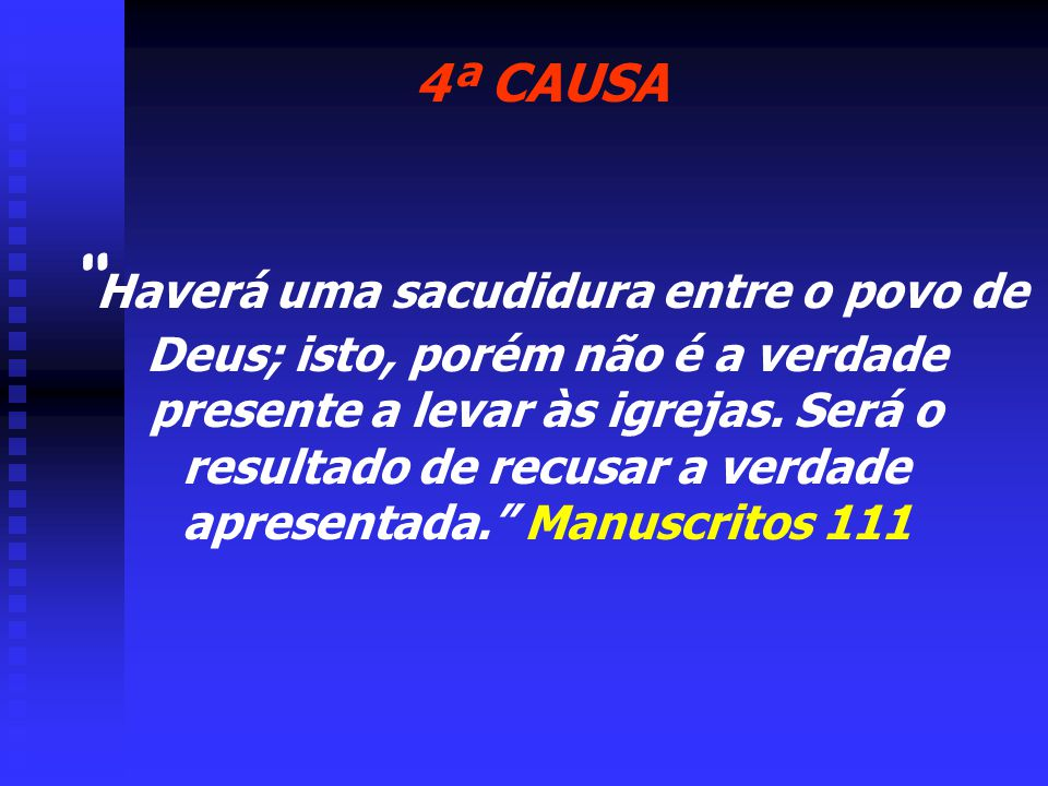 4ª CAUSA