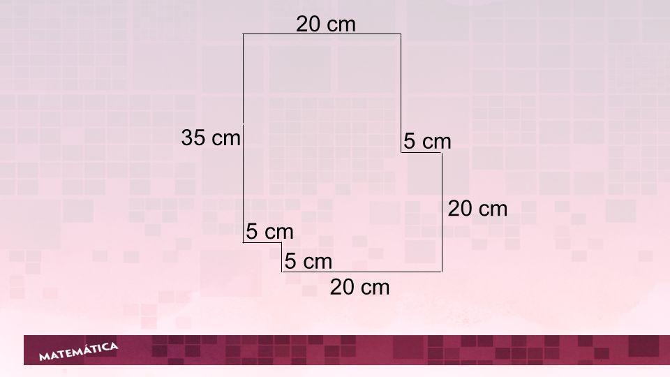 20 cm 35 cm 5 cm 20 cm 5 cm 5 cm 20 cm