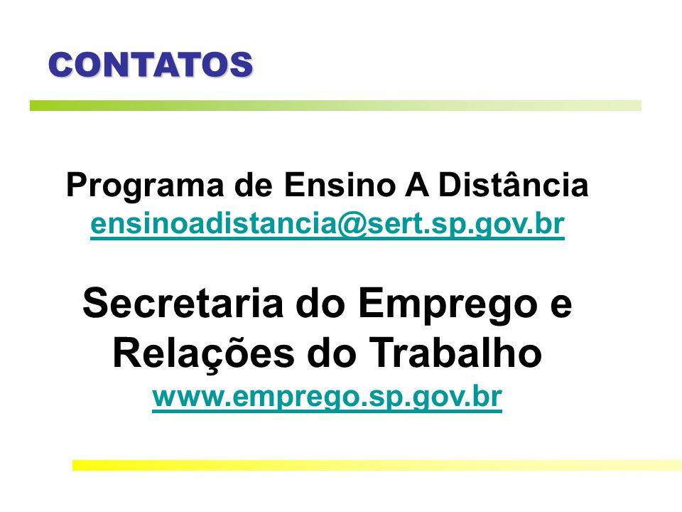 Secretaria do Emprego e Relações do Trabalho