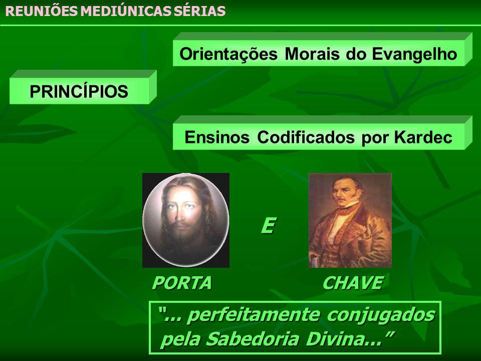 Orientações Morais do Evangelho Ensinos Codificados por Kardec