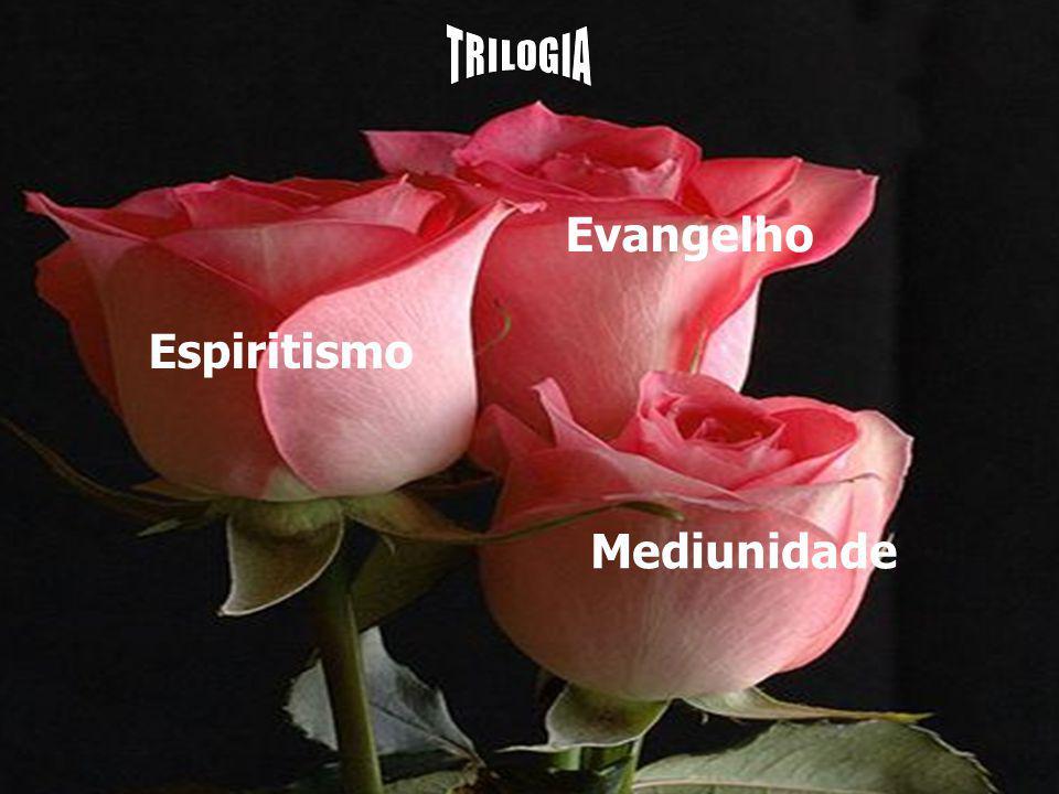 TRILOGIA Evangelho Imprescindível Espiritismo Mediunidade