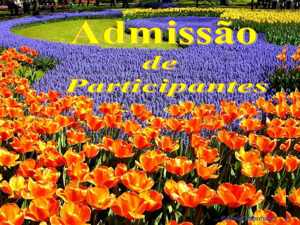 Admissão de Participantes