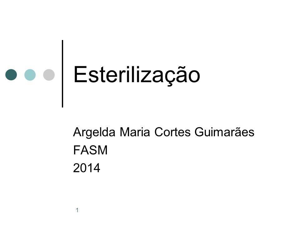 Argelda Maria Cortes Guimarães FASM 2014
