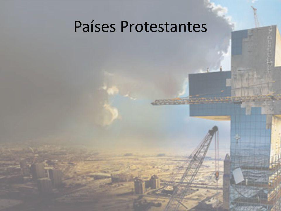 Países Protestantes
