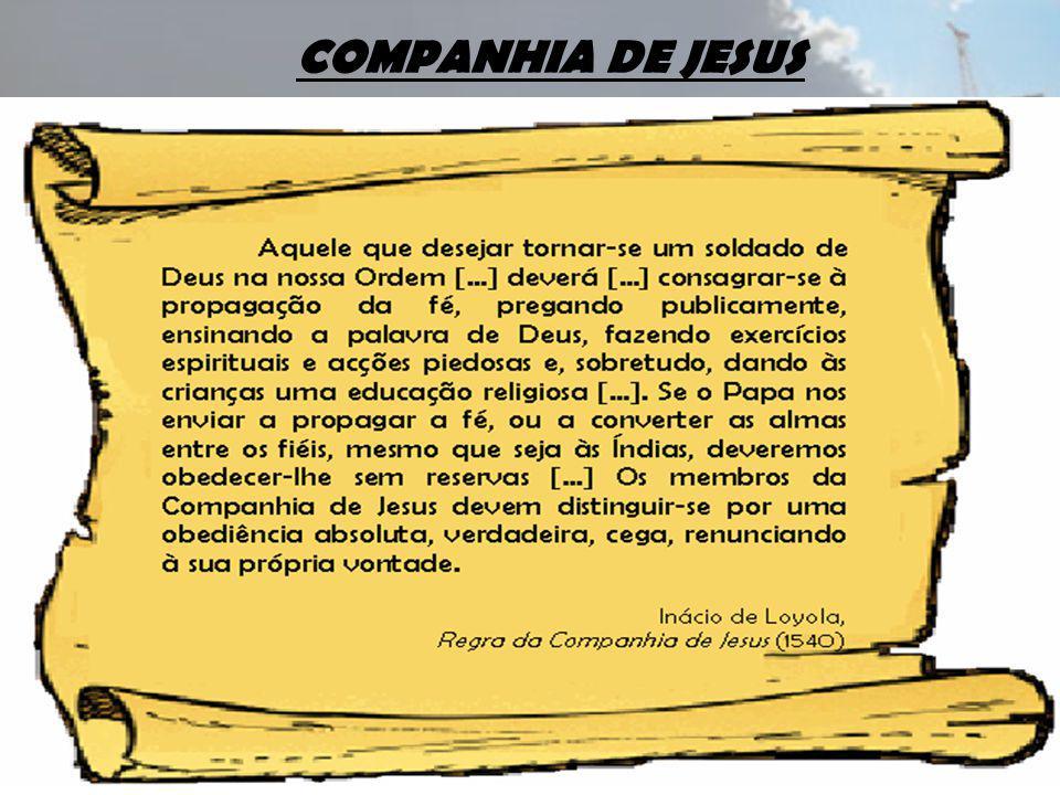 COMPANHIA DE JESUS