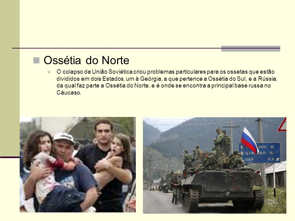 Ossétia do Norte