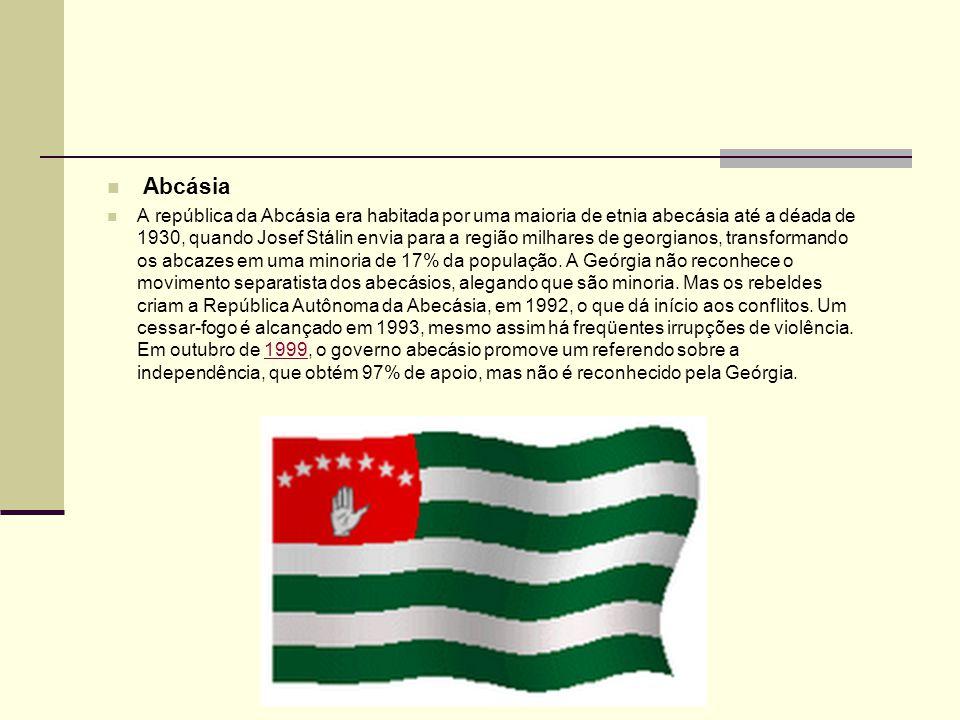 Abcásia