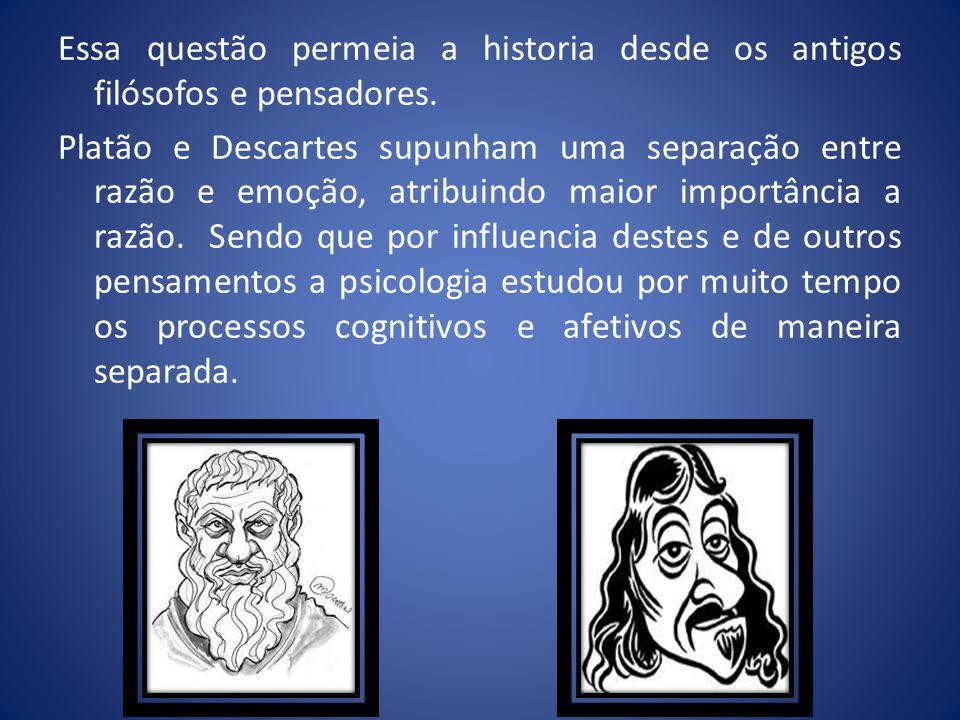 Essa questão permeia a historia desde os antigos filósofos e pensadores.