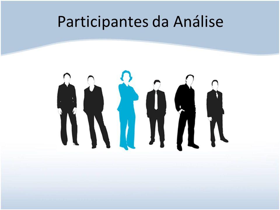 Participantes da Análise
