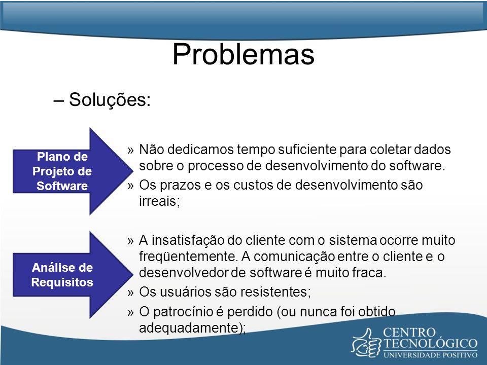 Plano de Projeto de Software