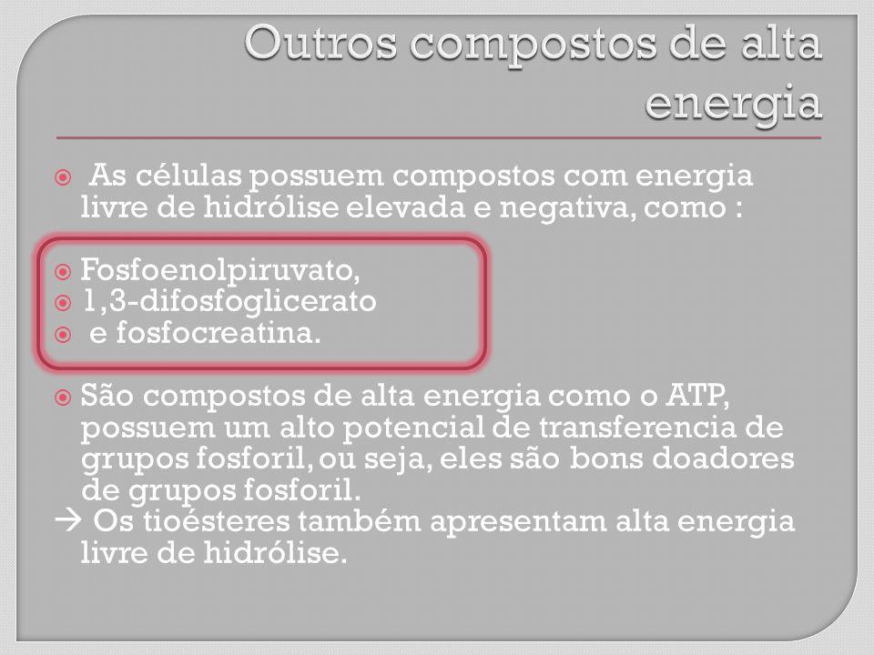 Outros compostos de alta energia