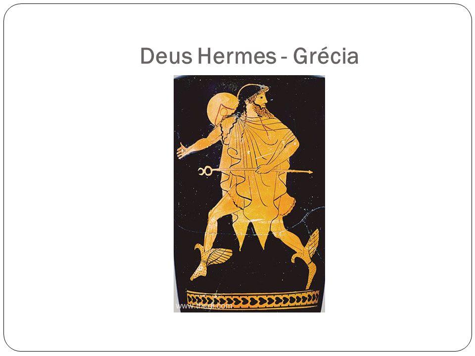 Deus Hermes - Grécia
