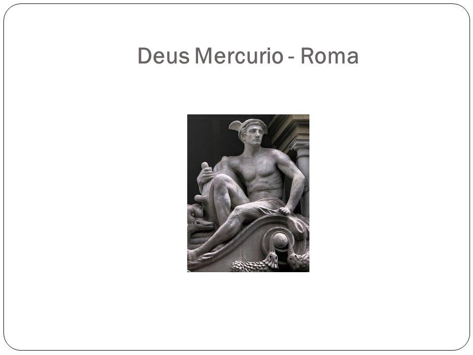 Deus Mercurio - Roma