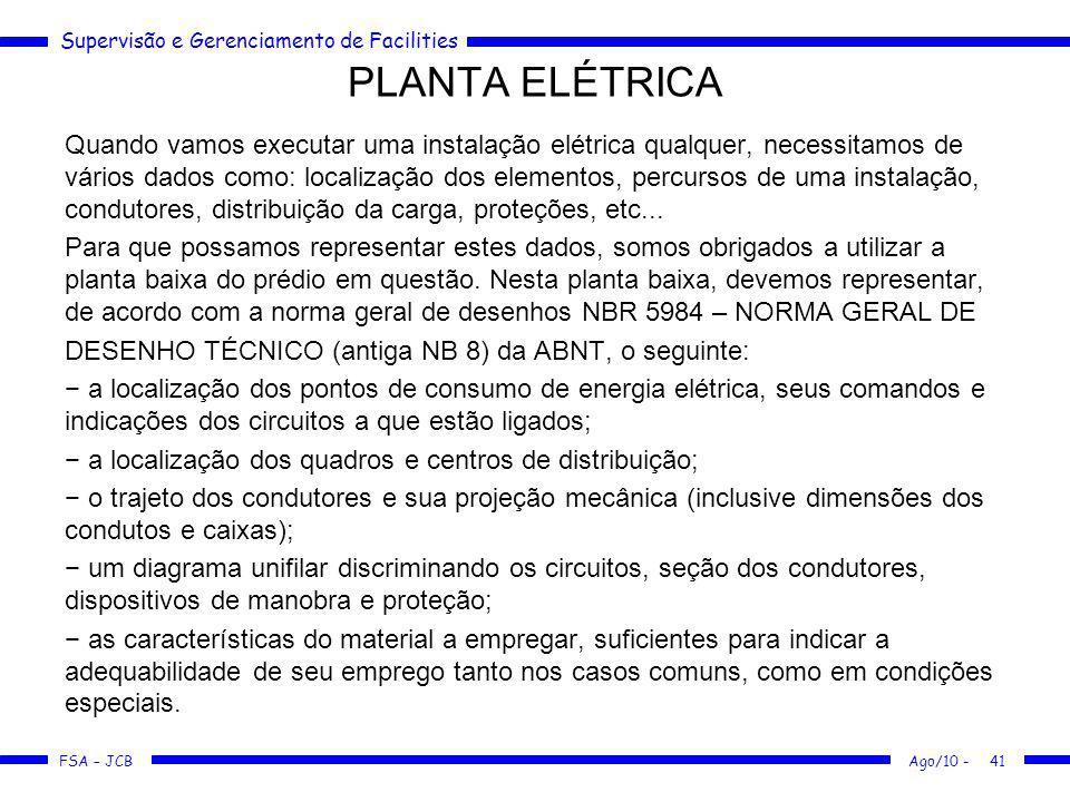 PLANTA ELÉTRICA
