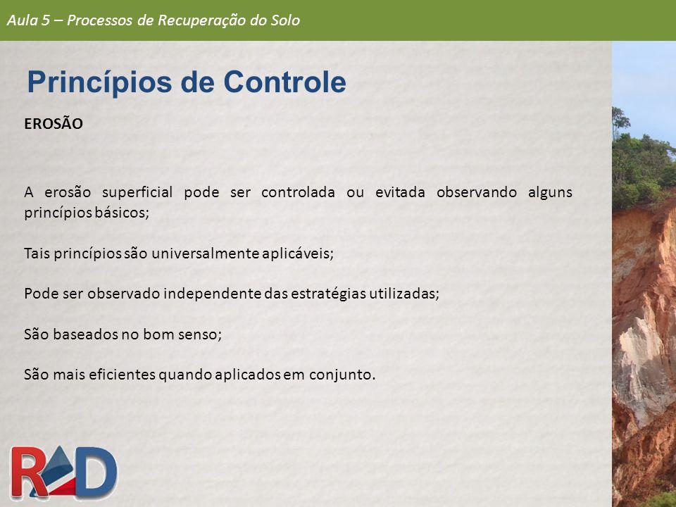 Princípios de Controle