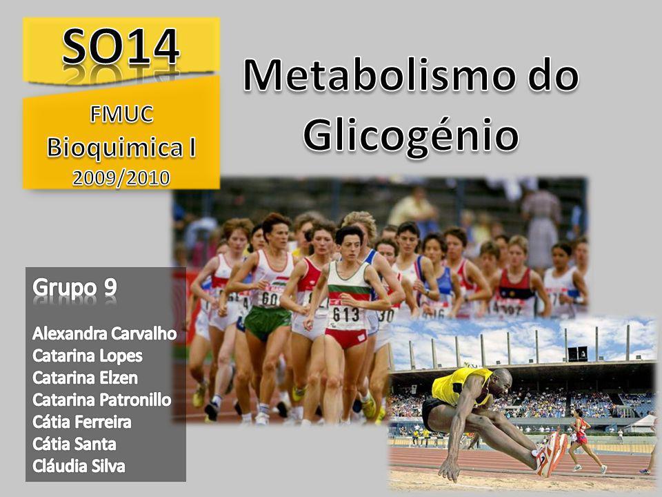 Metabolismo do Glicogénio
