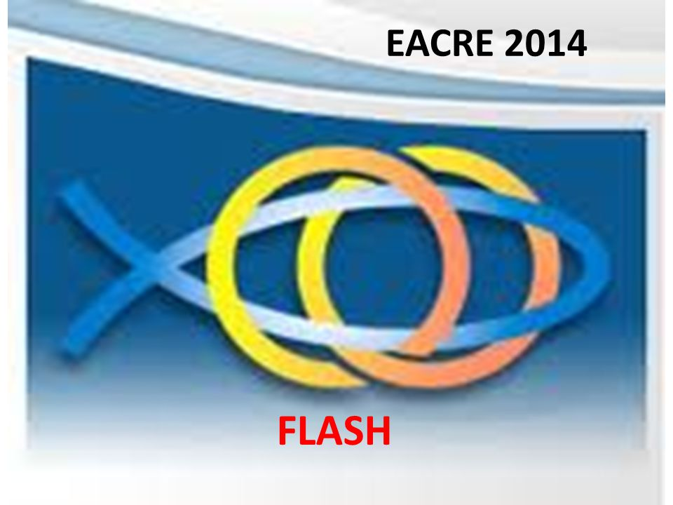 EACRE 2014 FLASH