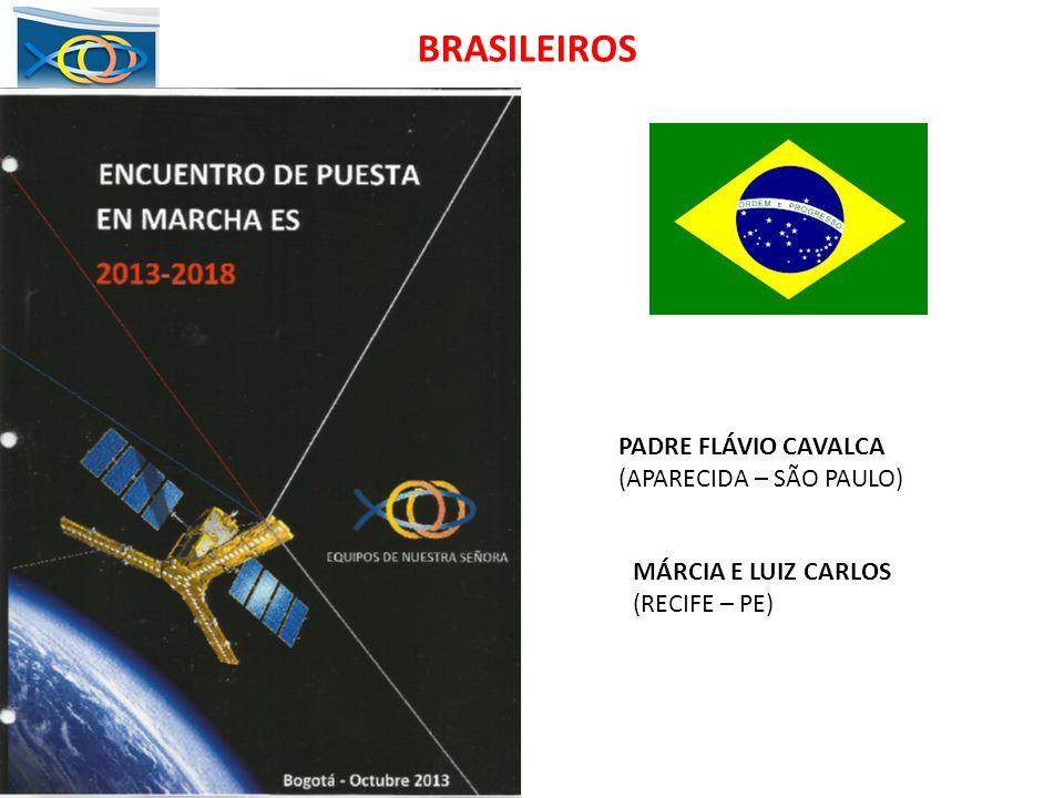 BRASILEIROS PADRE FLÁVIO CAVALCA (APARECIDA – SÃO PAULO)