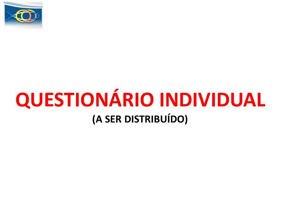 QUESTIONÁRIO INDIVIDUAL