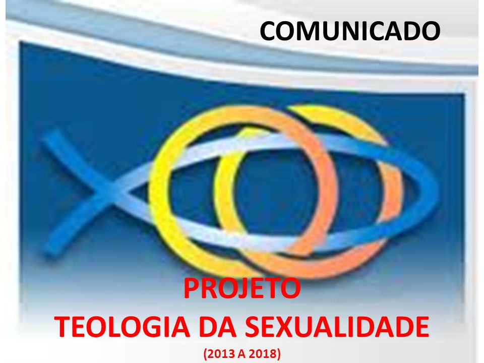TEOLOGIA DA SEXUALIDADE