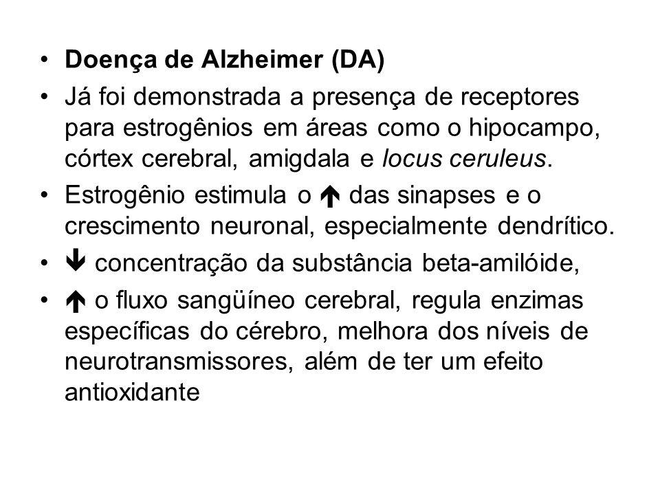Doença de Alzheimer (DA)