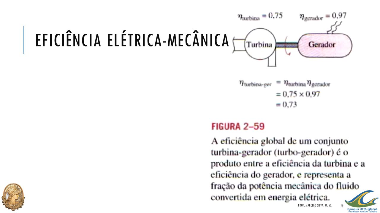 Eficiência elétrica-mecânica