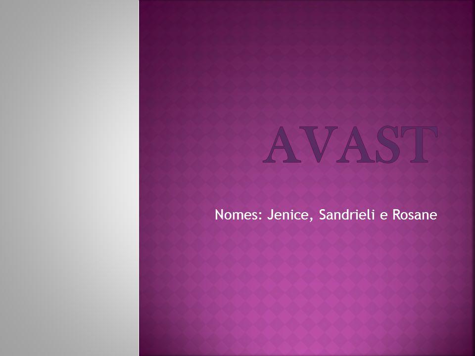 Nomes: Jenice, Sandrieli e Rosane