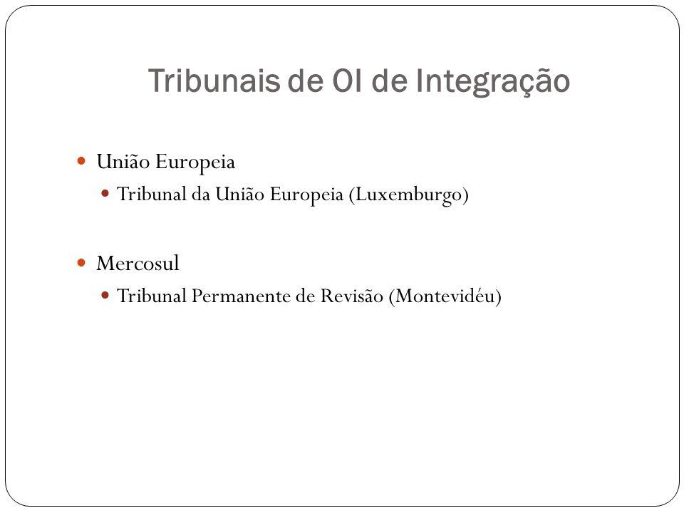 Tribunais de OI de Integração