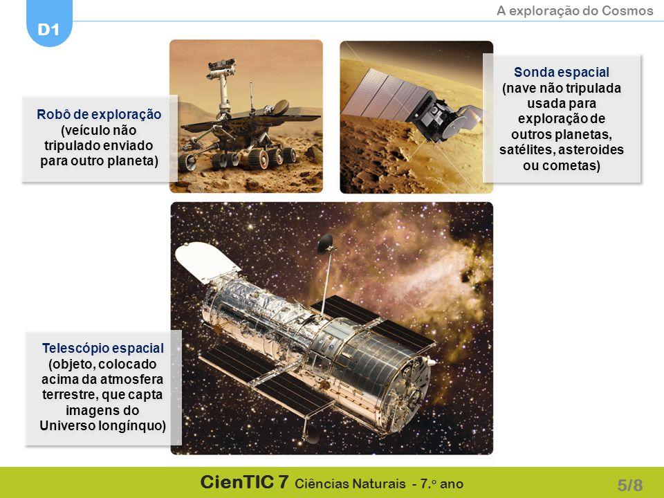 (veículo não tripulado enviado para outro planeta)