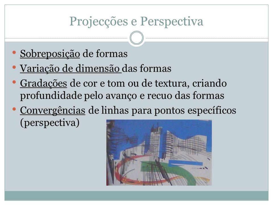 Projecções e Perspectiva