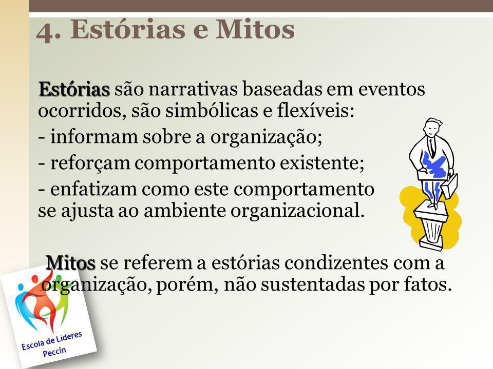4. Estórias e Mitos