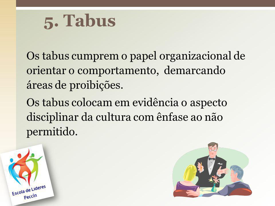 5. Tabus