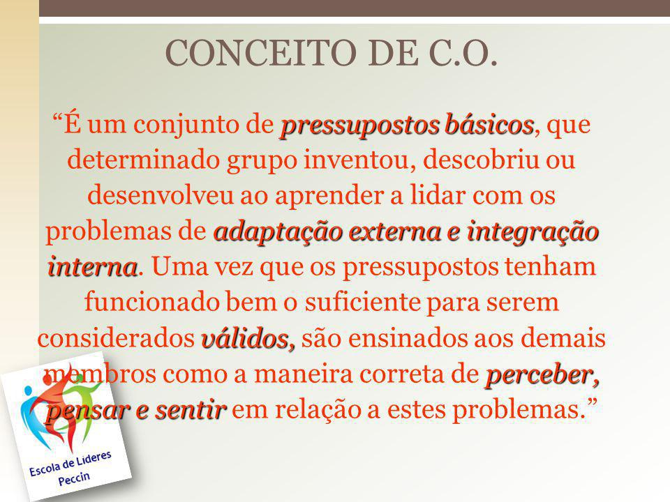 CONCEITO DE C.O.