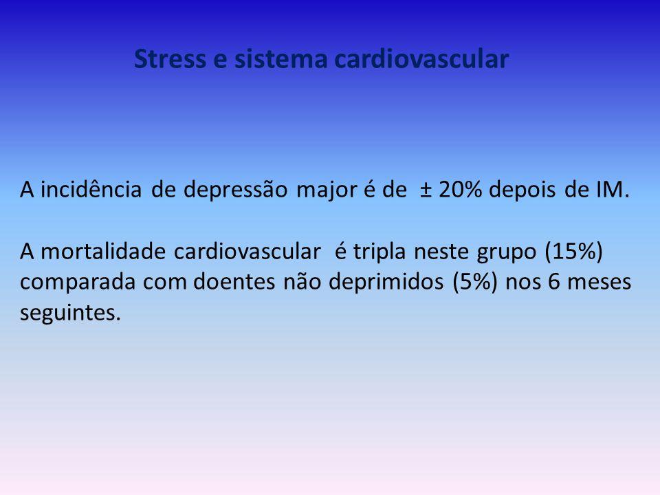 Stress e sistema cardiovascular
