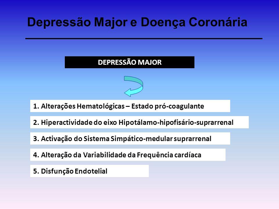 Depressão Major e Doença Coronária