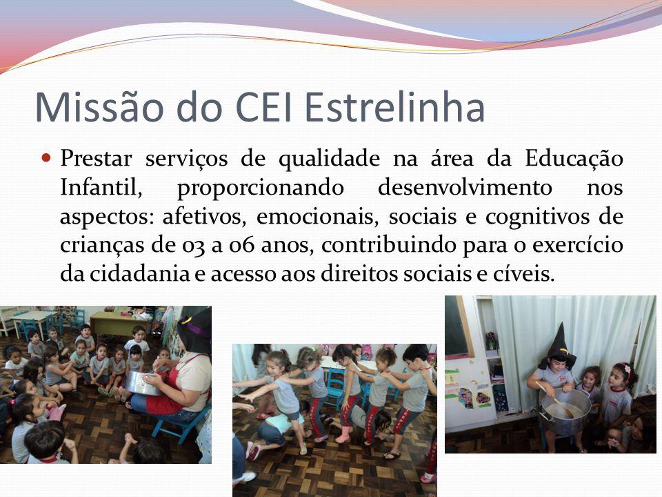 Missão do CEI Estrelinha