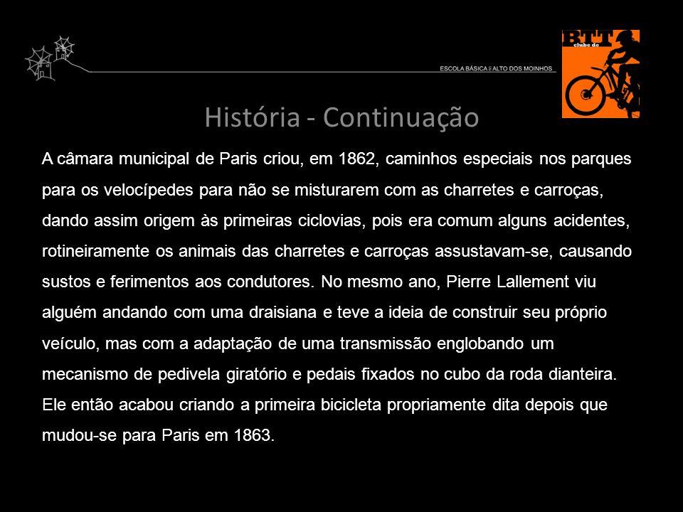 História - Continuação