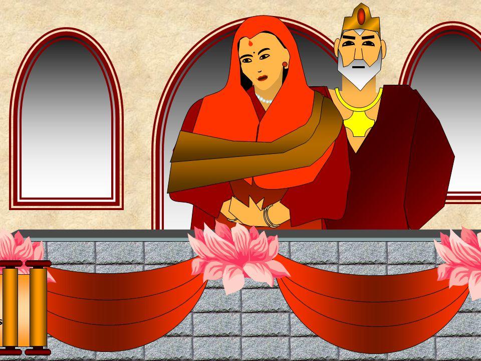 A Rainha chamava-se Maya, cujo pai era tio do Rei e que também era soberano de um distrito vizinho, do mesmo clã Sakya.