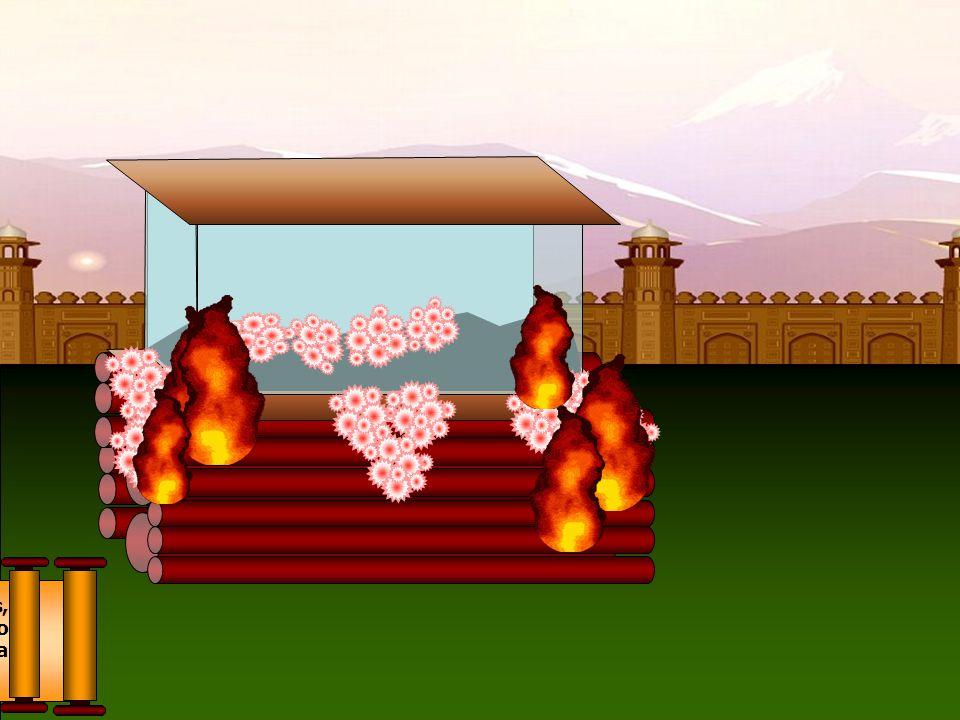 No palácio real, entretanto, a alegria seguiu-se uma profunda tristeza, pois, no sétimo dia, morria repentinamente a amável Rainha Maya, sendo o príncipe criado com carinho e desvelo por Mahaprajapati, irmã mais nova da Rainha.