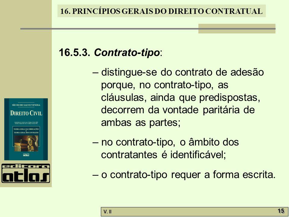 16.5.3. Contrato-tipo: