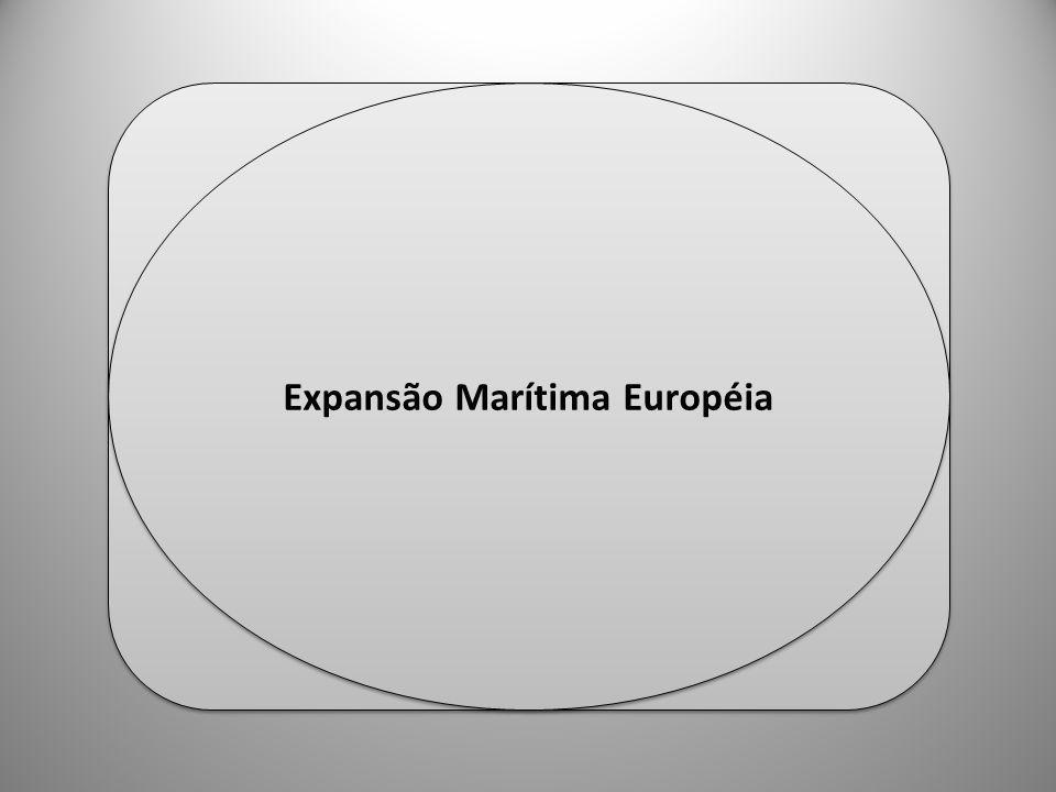Expansão Marítima Européia Professor Ulisses Mauro Lima