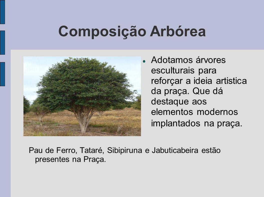 Composição Arbórea