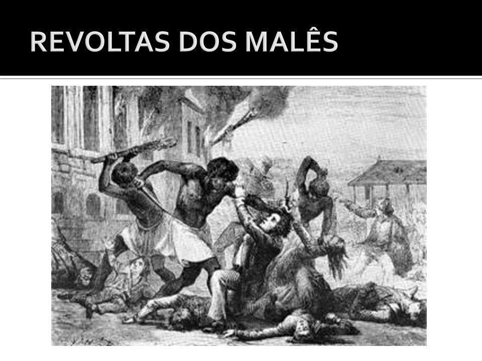 REVOLTAS DOS MALÊS
