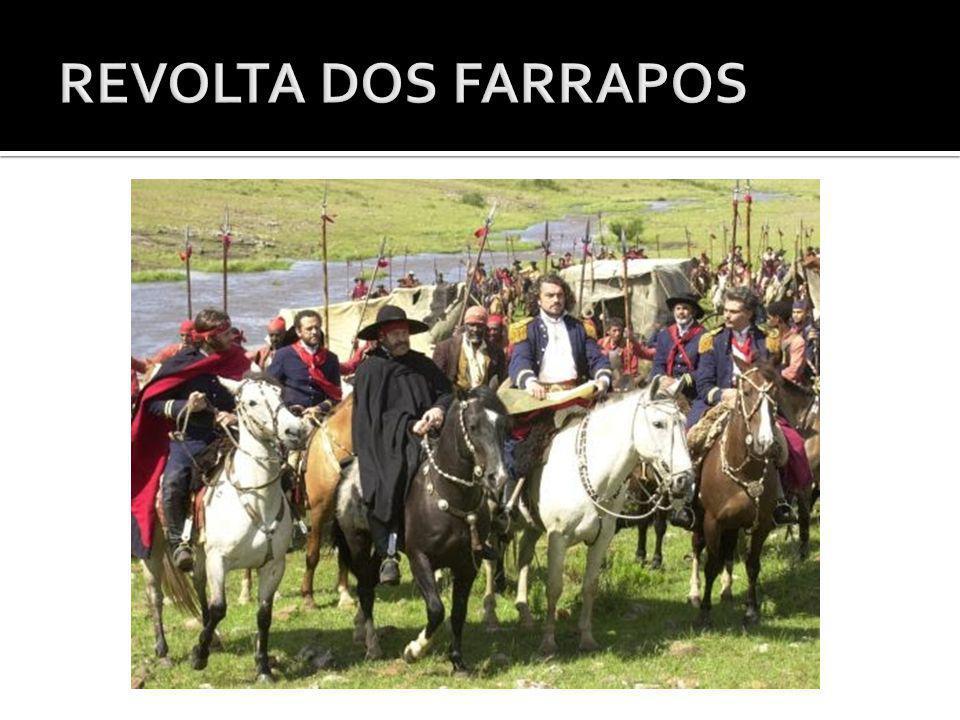 REVOLTA DOS FARRAPOS