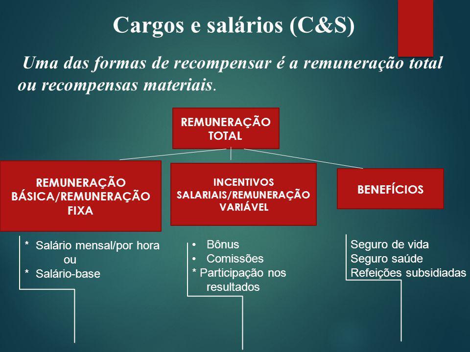 Cargos e salários (C&S)